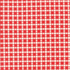 Handmade - Red Star Quilt