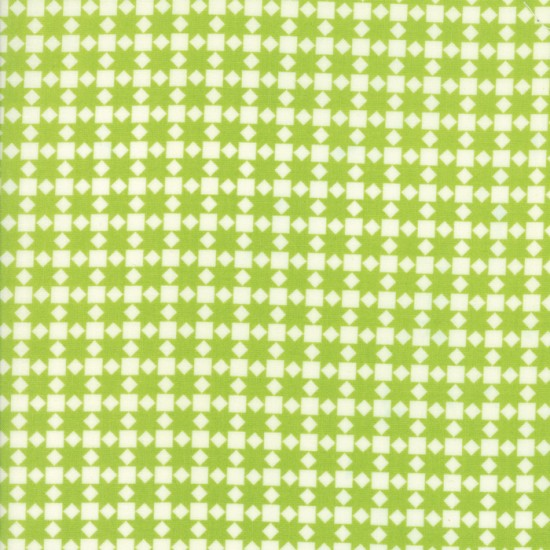 Bonnie and Camille - Fat Quarter Bundle Green