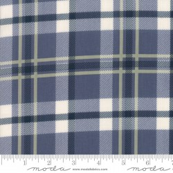 Harvest Road - Forever Plaid Indigo