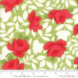 Little Snippets - Vintage Rose Green
