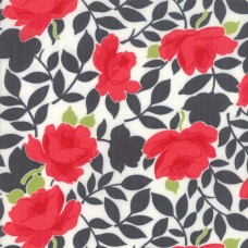 Little Snippets - Vintage Rose Charcoal - PRE-ORDER DUE FEB