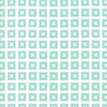 Little Snippets - Quilt Blocks Aqua