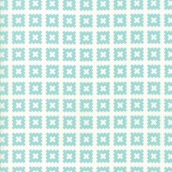 Little Snippets - Quilt Blocks Aqua