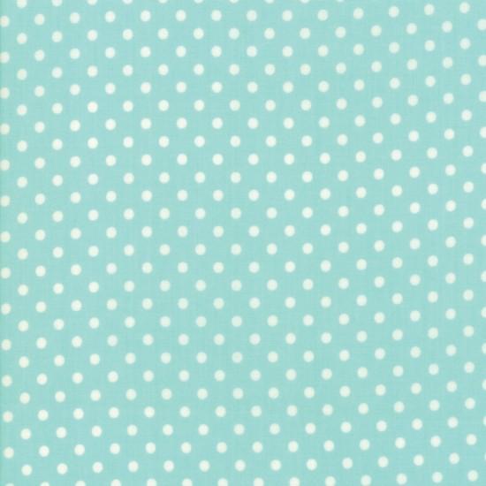 Little Snippets - Dot Aqua