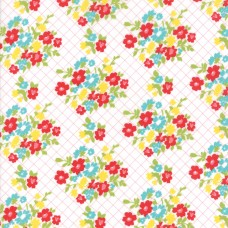 Mama's Cottage - Guava Tablecloth