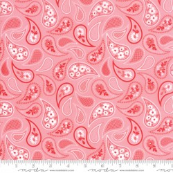 Mama's Cottage - Guava Curtain