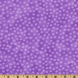 "Marble Mate Dots Lavender - 37"" Bolt End"