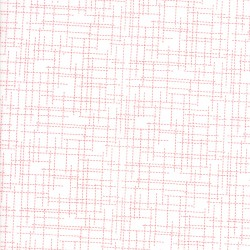 Modern Backgrounds Colorbox - Grid White Geranium