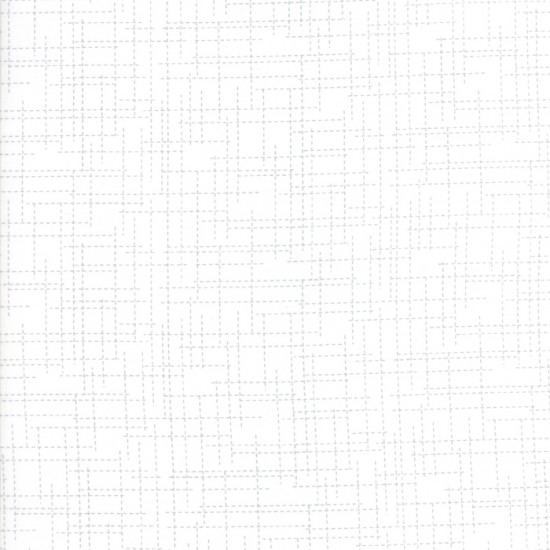 Modern Backgrounds Colorbox - Grid White Grey - 1/2 Metre