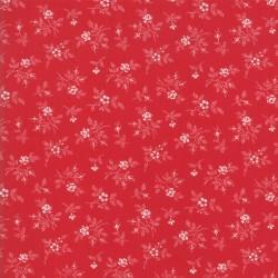 My Redwork Garden - Flirty Fleurs Red