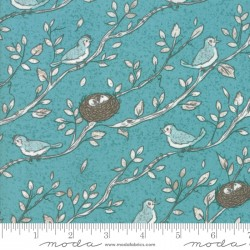 Nest - Turquoise Birdsong