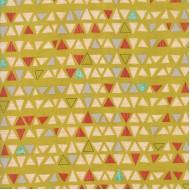 Ninja Cookies - Chartreuse Triangles