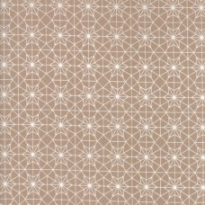 Olive's Flower Market - Taupe Cathedral Lace