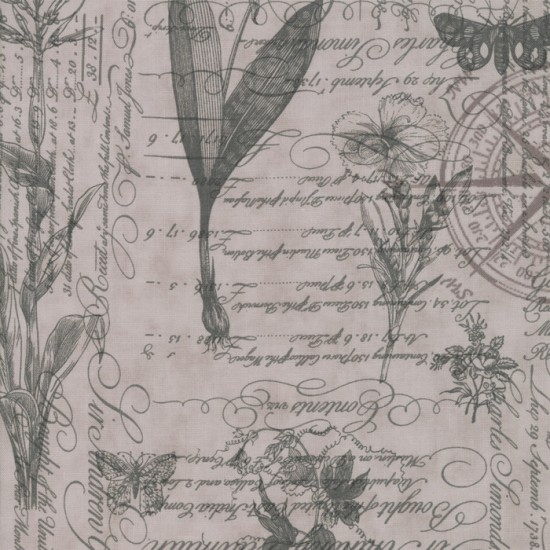 Quill - Feather Botanical Sketchbook