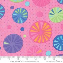 """Rainy Day - Umbrella Pink Umbrella Tops - 28"""" Bolt End"""