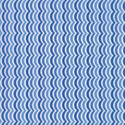 Rainy Day - Blue Skies Floating Stripe