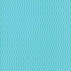 Rainy Day - Aqua Floating Stripe