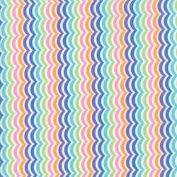 Rainy Day - Multi Floating Stripe
