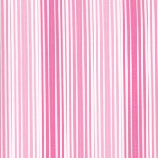 Rainy Day - Umbrella Pink Pouring Stripe