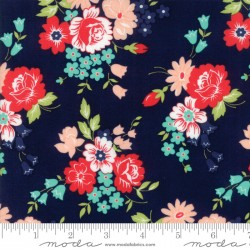 Smitten - Navy Bouquet