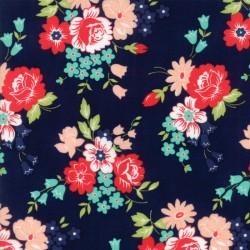 Smitten - Navy Bouquet