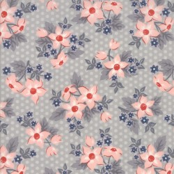 Sweet Marion - Dotty Garden Grey