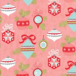 Vintage Holidays - Pink Vintage Ornaments