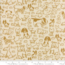 Woof Woof Meow - Barky Bark Gold