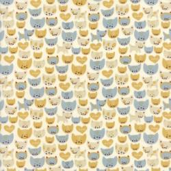 Woof Woof Meow - Here Kitty Kitty Aqua