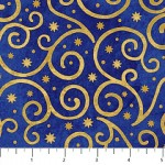 Angels Together - Blue Gold Swirl - PRE-ORDER DUE AUGUST