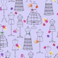 Amour de Fleur - Lavender Mannequins