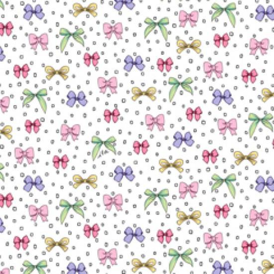 Amour de Fleur - White Bows