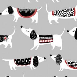 Hot Diggity Dog - Hot Dogs Grey