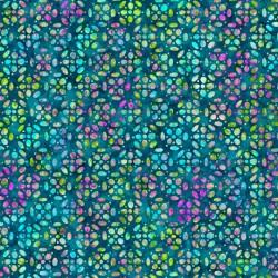 Kashmir - Geo Turquoise