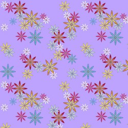 Party Like A Unicorn - Lilac Flowers