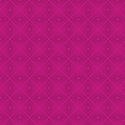 Rachel - Diamond Geo Fuchsia