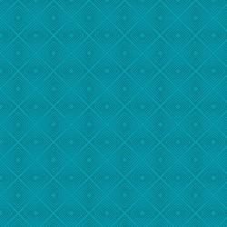 Rachel - Diamond Geo Dark Turquoise