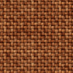 Sunrise Farm - Basketweave Rust - PRE ORDER DUE OCTOBER