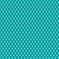Sweet Caroline - Diamond Check Dark Turquoise