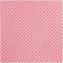 Rico - Dots Rose Red