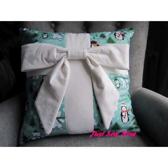 All Wrapped Up Cushion Kit - Frosty and White