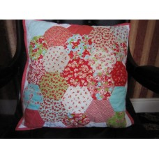 Little Ruby Hexagon Cushion Kit