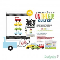 On The Go Quilt Kit