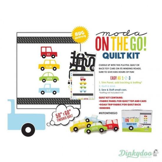 On The Go Quilt Kit