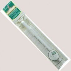 Clover white marking pen (fine)