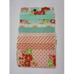 Handmade - 5 inch strips (2)