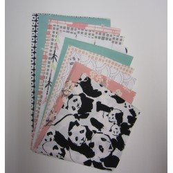 Pandalicious - 5 inch strips (2)