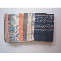 Tapestry - 5 inch strips (a)