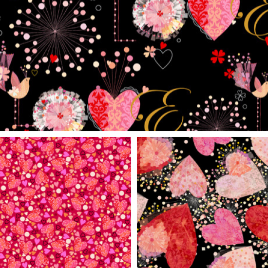 All Of My Love - Fat Quarter Bundle - PRE ORDER DUE DECEMBER