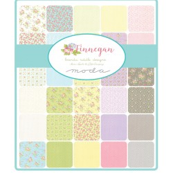 Finnegan - Complete Fat Quarter Bundle - 3 FQs Free + Mystery Gift!